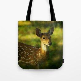 Little Bambi Deer Tote Bag