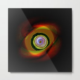 Feral Point of View Metal Print