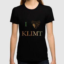 I heart Klimt T-shirt