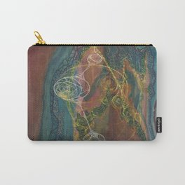 The Perennial Climax (Echo From the Cave) Carry-All Pouch