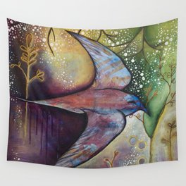 Taking Flight Wall Tapestry