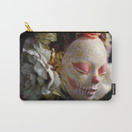 Morning Harvest Muertita Detail Carry-All Pouch