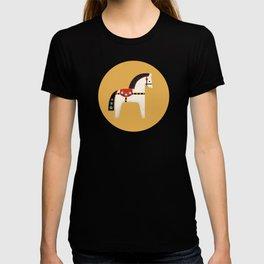Festive Pony - illustration T-shirt