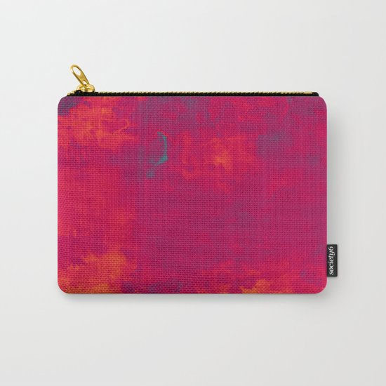 Red as Passion Carry-All Pouch