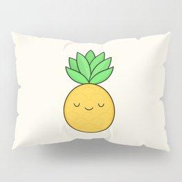 Happy Pineapple Pillow Sham