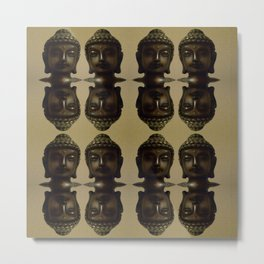 Buddha harmony Metal Print