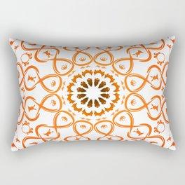 Soul mandala Rectangular Pillow