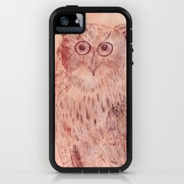 Mocho - laranja iPhone Case