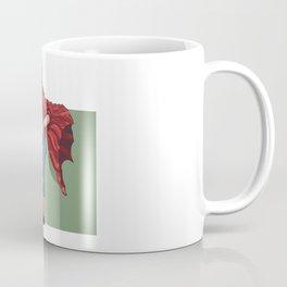 Fat man hero Coffee Mug