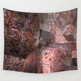 Abstract Composition 138 Wall Tapestry