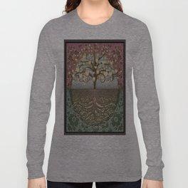 Tree of Life Heart 2 Long Sleeve T-shirt
