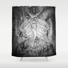 FEVER Shower Curtain