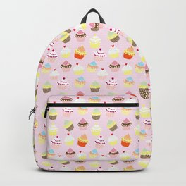 Cupcake Wonderland Backpack