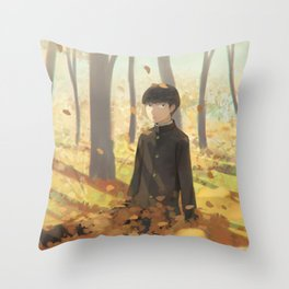 Shigeo Kageyama v.1 Throw Pillow