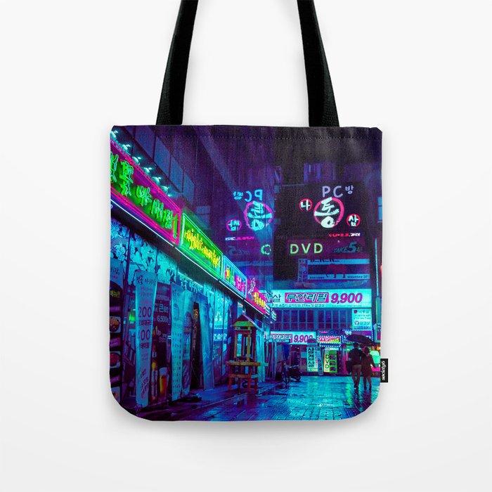 Jongro Nights Tote Bag