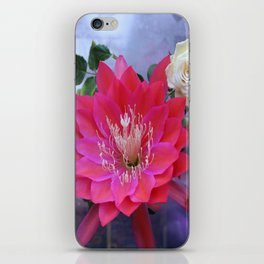 Roses Are White, Cactus is Rose... iPhone Skin