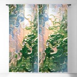 Metallic Liquid 49 Blackout Curtain