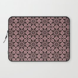 Bridal Rose Floral Pattern Laptop Sleeve