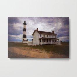 Bodie Lighthouse III Metal Print