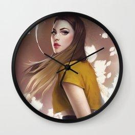 might seem crazy Wall Clock