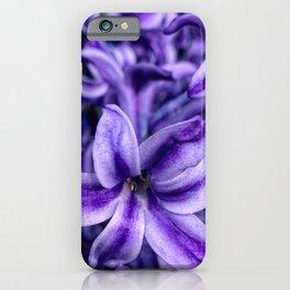 Hyacinth iPhone Case