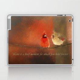 Winter Love2 Laptop & iPad Skin