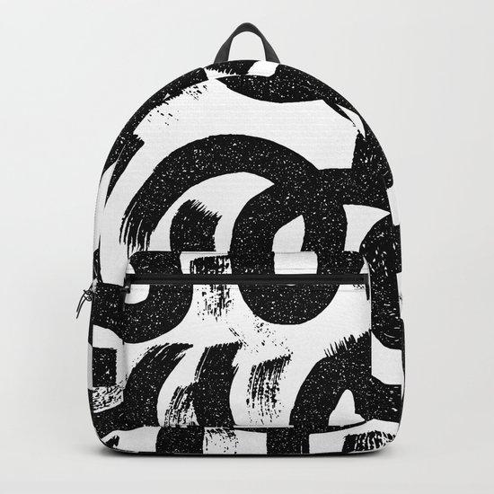 Big Strokes Backpack