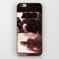 fallout iPhone & iPod Skins featuring Fallout: Festus by Couple Of Kooks