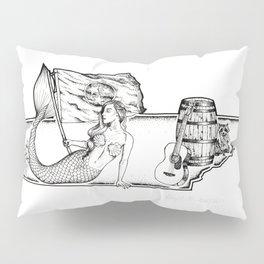 Tennessee Mermaids Pillow Sham