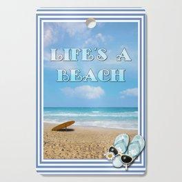 Life's a Beach Cutting Board