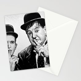 Another Fine Mess Stationery Cards