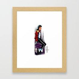 kop remix Framed Art Print