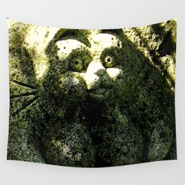 Scary cat 001 Wall Tapestry