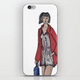 Designer Illustration  iPhone Skin
