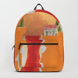 Rainy Season Backpack