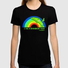 I am a Rainbow Too! - Kanebes - T-shirt