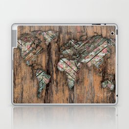 The Divided Continent Laptop & iPad Skin