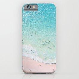 Beach Sunday iPhone Case