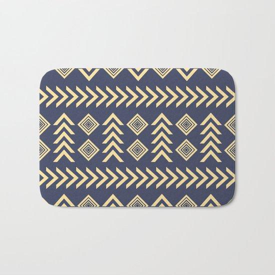 Ethnic pattern Bath Mat