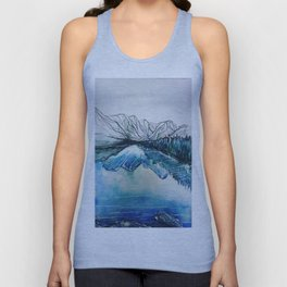 Lake Shore Unisex Tank Top