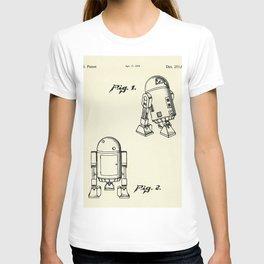 Robot R2D2-1979 T-shirt