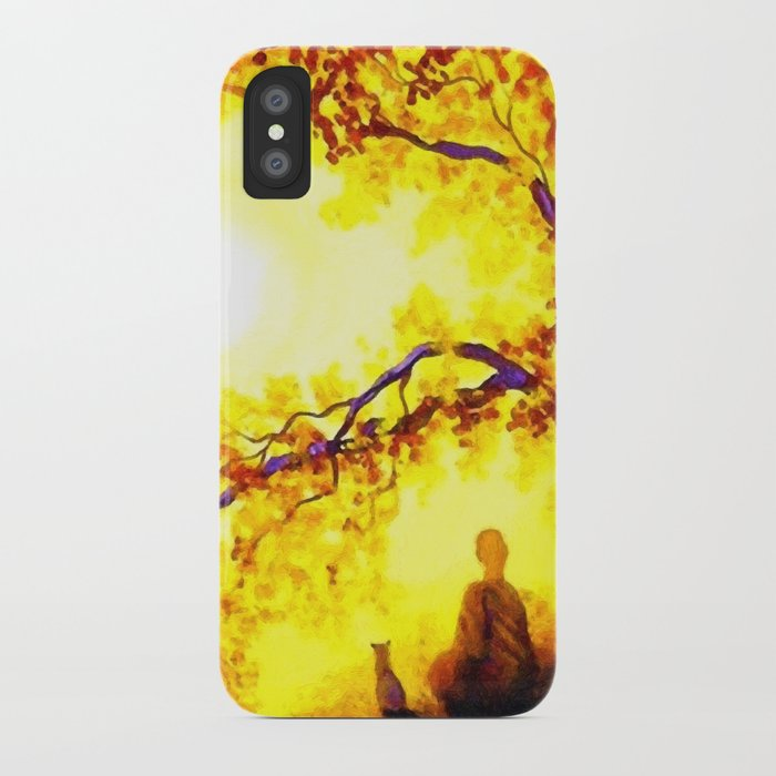 Bless The Lord Oh My Soul And All That Is Within Me Iphone Case By