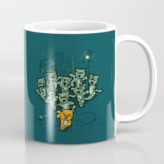 Zombie Cats Mug