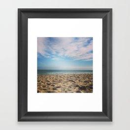 WINTER SEA II Framed Art Print