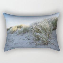Winter at the Beach Rectangular Pillow