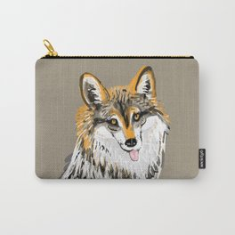 Mexican Wolf #1 Carry-All Pouch