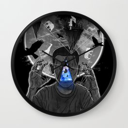 THE CREATOR Wall Clock