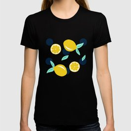 Lemon dots #society6 #decor #buyart T-shirt