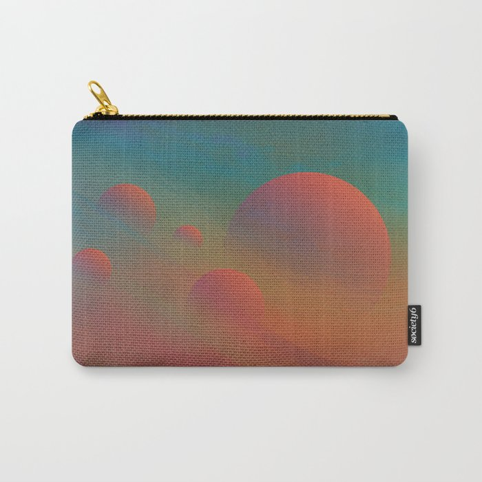 FRESHNESS OF SPRING TWO Carry-All Pouch