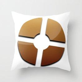 Team Fortresş 2 Logo Throw Pillow